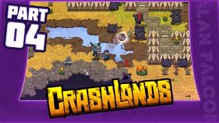 Hardcore Crashlands - Part 4 - Getting my Wobblygong On