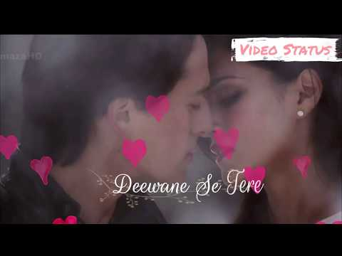 Sad Whatsapp Status Video song - Kyun Mujhse Khafa, Heropanti
