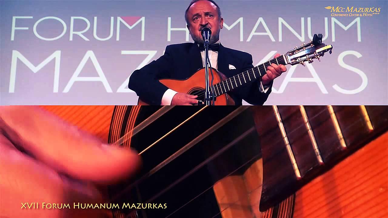 XVII Forum Humanum Mazurkas-Benefis Marka Majewskiego-