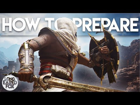 Assassin's Creed Origins   How You Can PREPARE FOR LAUNCH! - Weapons, Skill Trees & The Story So Far