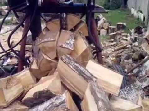 гидро калун сваими руками к трактору
