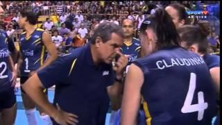 Amil/Campinas x Unilever - SF1 - Superliga Feminina 2013/2014