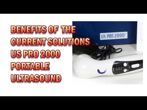 CURRENT SOLUTIONS US PRO 2000 ULTRASOUND MACHINE