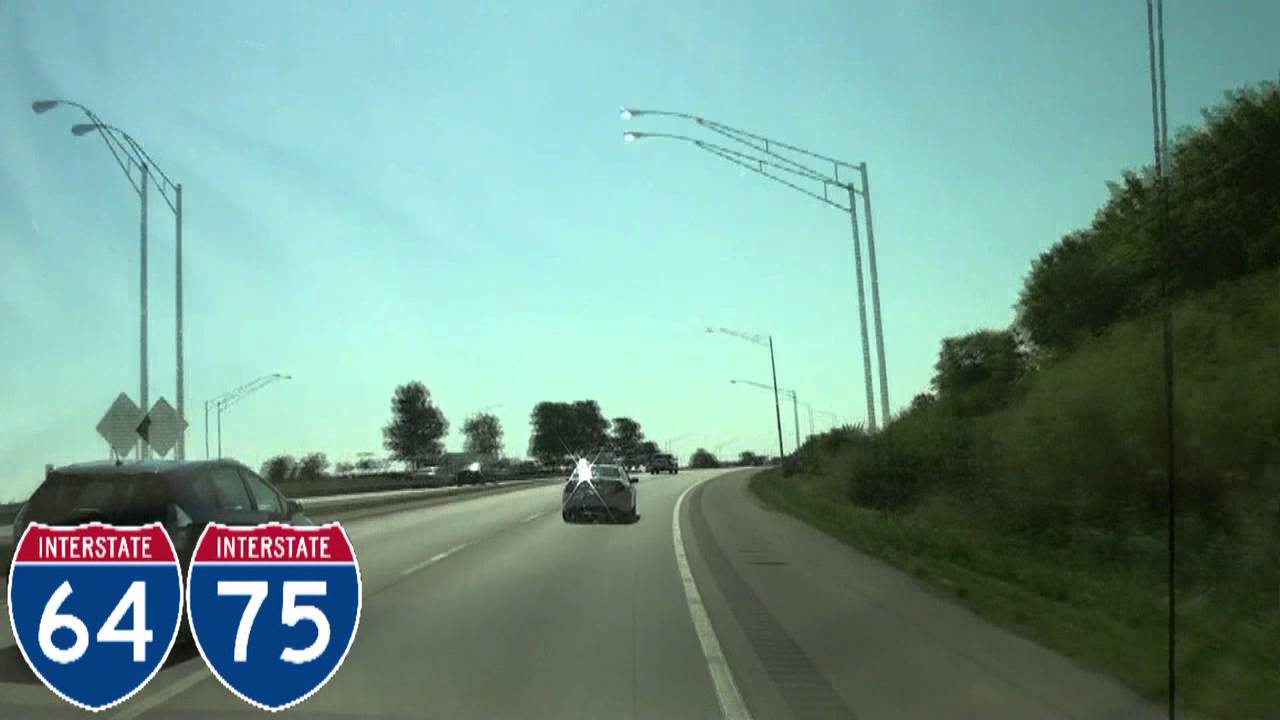 I-75 South: Lexington, KY