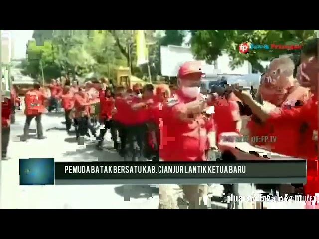 Pemuda Batak Bersatu (PBB) DPC Kab. Cianjur Deklarasi Kepengurusan Ketua Baru