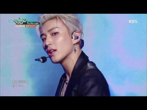뮤직뱅크 Music Bank - Try My Luck - 종업(B.A.P) (Try My Luck - JONG UP(B.A.P)).20170616