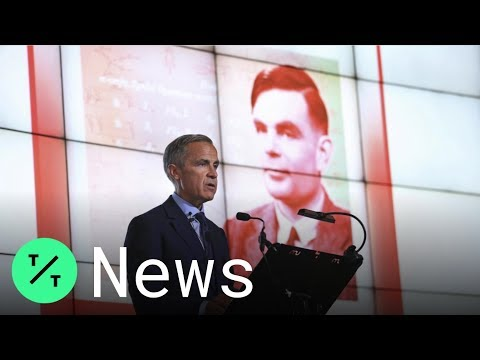 Alan Turing Chosen as Face of Britain's New 50 Pound Note