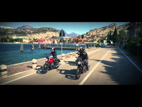Moto Guzzi V7 Special Teaser