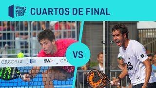 Resumen Cuartos de Final Chingotto/Tello Vs Piñeiro/Ruiz Cascais Padel Master