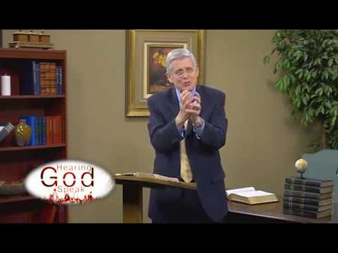 Hearing God Speak: The Church (Part 2) In the Mind of God - Episode 089