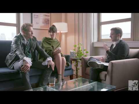 Claire y Jamie van a terapia de pareja con Josh Horowitz - After Hours MTV SUB ESP