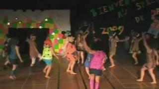 Martine Paquet  Troupe de danse Évasion  Yabadabadou Mix   The Flintstones