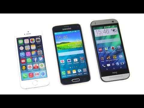 Samsung Galaxy S5 Mini vs HTC One Mini 2 vs iPhone 5s: Benchmark | SwagTab