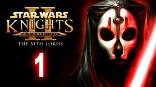 STAR WARS: Knights of the Old Republic 2 - The Sith Lords // Part 1