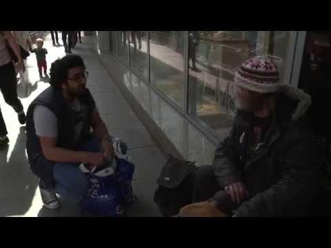 Homeless In Manchester