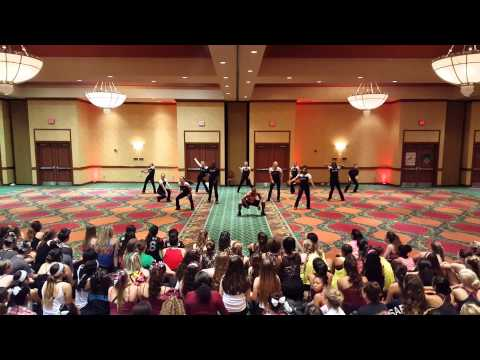 2015 HTEDance OTC Dallas - Industrial Staff Dance
