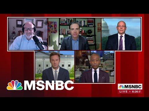 How QAnon Conspiracies Impact American Christianity   MSNBC