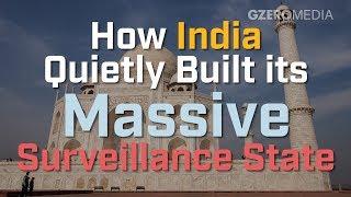 India's surveillance state; scanning 2 billion eyes