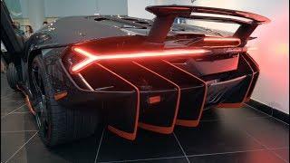 $2.5Million Lamborghini Centenario CAUSES CHAOS in NEW YORK!