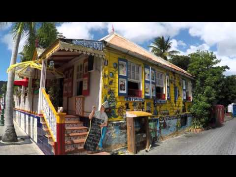 St. Maarten Dutch Caribbean Island