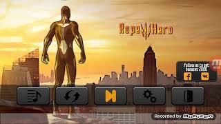 Rope hero 3-человек на веревке обзор