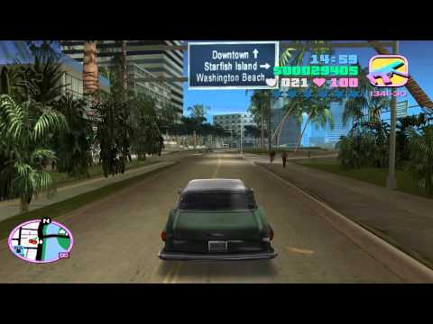 GTA Vice City - Sunshine Autos - Import Garage - List 2