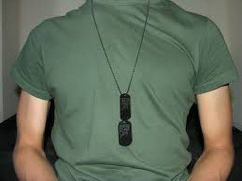 Buy US Military Dog Tags At Army Surplus World Tags