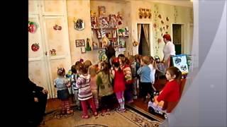 """Мандрівка містом - заняття в молодшій групі ДНЗ №4 """"Зірочка"""""""