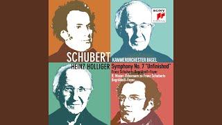 Play Franz Schuberts Begräbniß-Feyer, D. 79, Eine kleine Trauermusik Grave con espressione