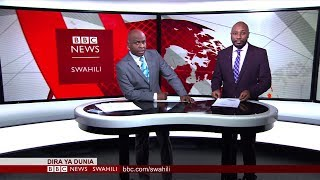 BBC DIRA YA DUNIA JUMATANO 17.10.2018