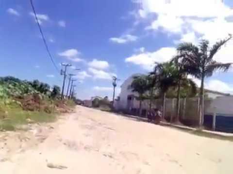 E se forma um novo lixão em Aracati próximo a creche inacabada e terreno próximo a Escola Profissional Elsa Porto