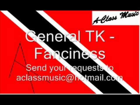 General TK-  Fanciness