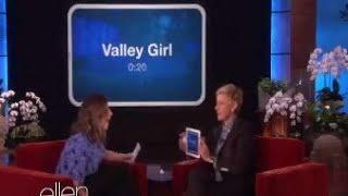 Ellen Show : Emily Blunt and Ellen Play 'Heads Up!'   The Ellen DeGeneres Show TODAY FULL (6/4/14)