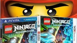 LEGO NINJAGO MOVIE VIDEOGAME - GAMEPLAY XBOX ONE PS4 -  9