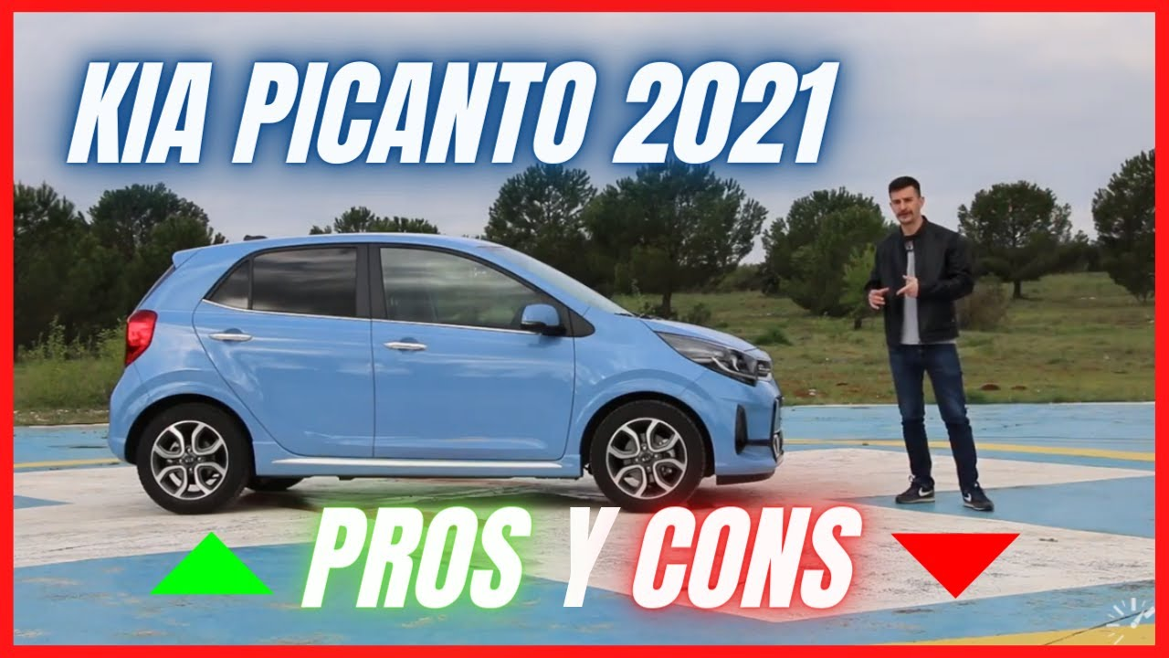 Prueba del KIA Picanto 2021 😱 - ¿MERECE LA PENA POR SU PRECIO?