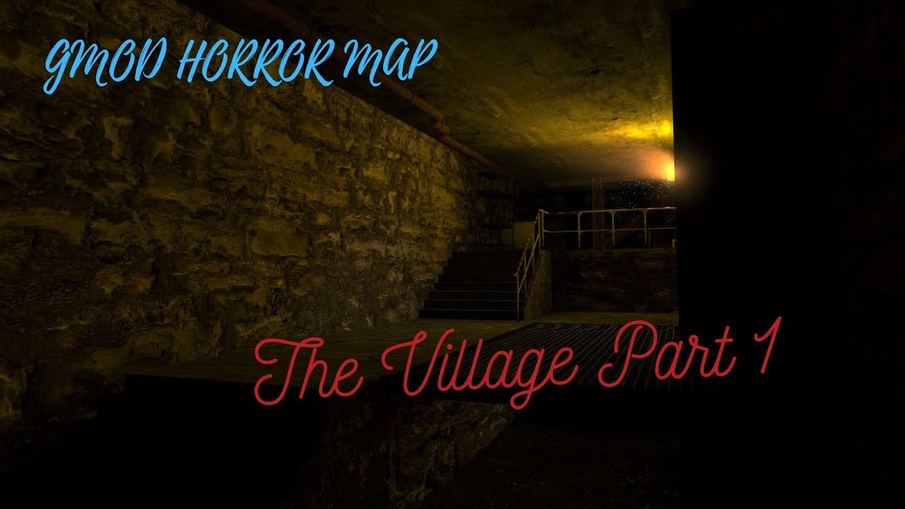 Garry's Mod Horror Map - The Village | w/ Dex [TAGALOG COMMENTARY]