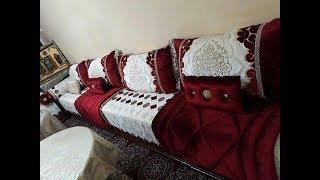 salon marocain traditionnel| إلى كل عاشقة للصالون المغربي الأصيل