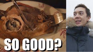 EXPLORING OSLO & Eating Bizarre Norwegian Vietnamese Food VLOG 4/5