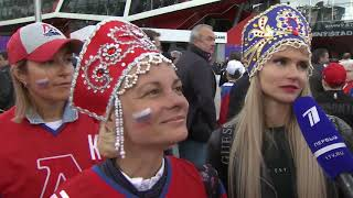 """""""Ваш безумный поступок, если сборная России выиграет Чемпионат мира?"""" Интервью Евгения Савина"""