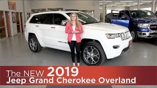 New 2019 Jeep Grand Cherokee Overland - Elk River, Coon Rapids, Mpls, St Paul, St Cloud, MN | Review