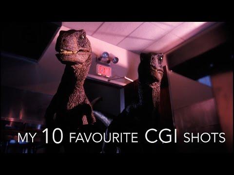 My 10 Favourite CGI Shots
