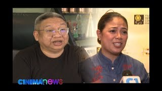 CINEMANEWS: Erik Matti and Liza Diño wanted to see change in the local film industry