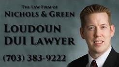 Loudoun County DUI Lawyer - Leesburg Va DWI Attorney Luke J. Nichols