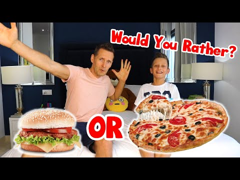 Would you Rather with Freddy!