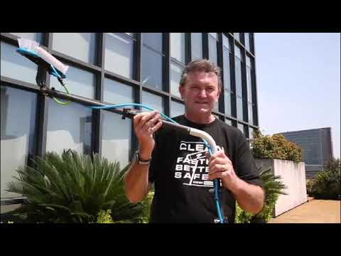 HOW TO CLEAN GLASS AWNINGS