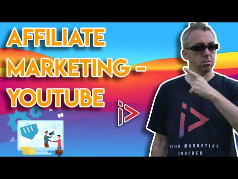 YouTube Affiliate Marketing – A Guide To Making Your First Commissions ⚡⚡
