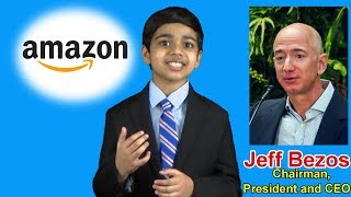 Facts about Amazon | The Success Story, History and Everything about Amazon.com | CEO Jeff Bezos