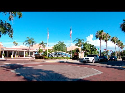 Safety Harbor, Florida, USA | Downtown - Walking Tour