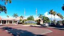 Safety Harbor, Florida, USA   Downtown - Walking Tour