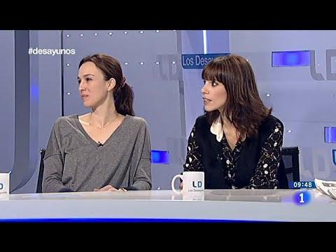 Maribel Verdú y Ariadna Gil hablan de 'Los hijos de Kennedy' en Los desayunos